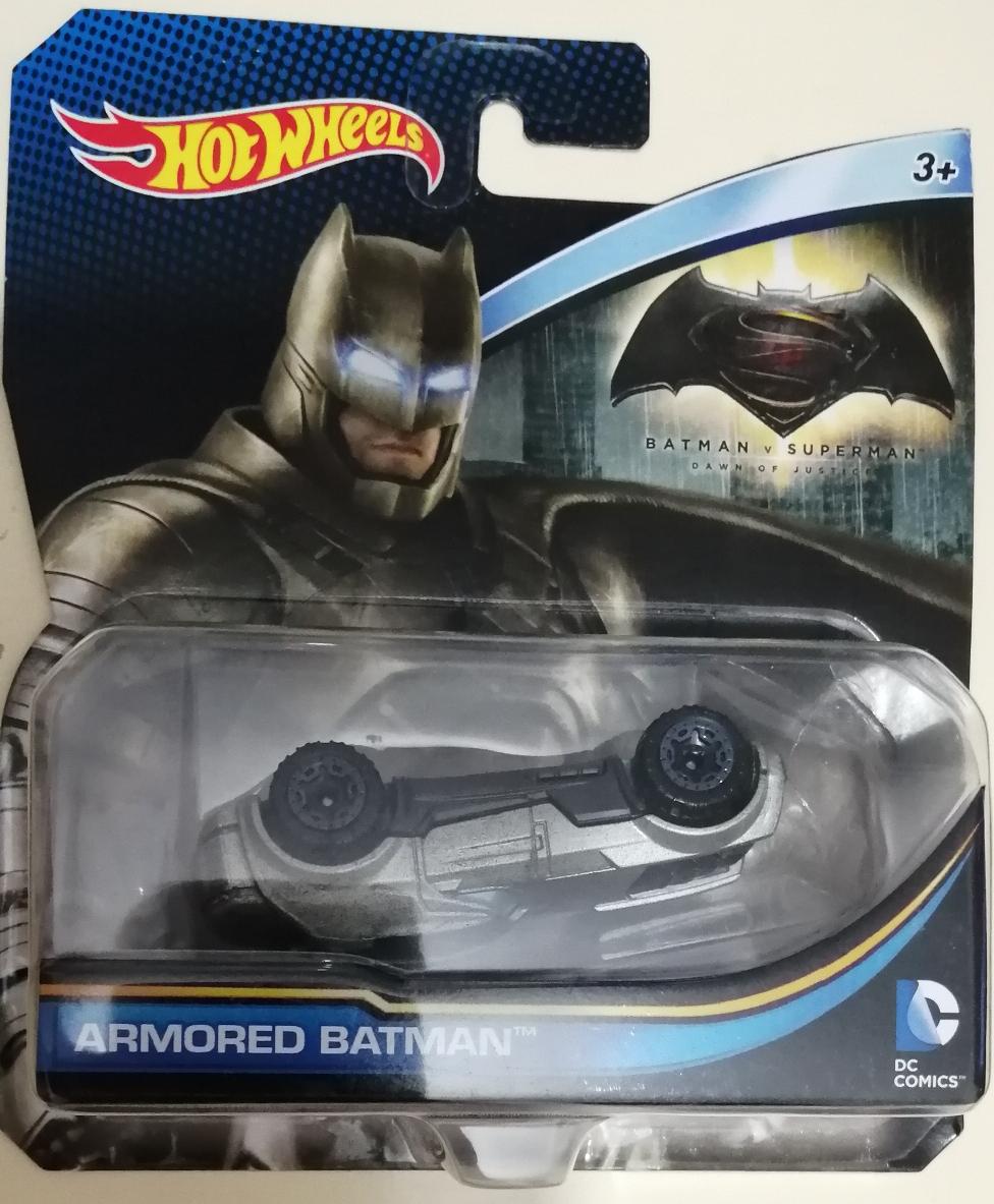 Armored Batman (Curiosidad)