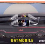 Batmobile with Bendable Figures