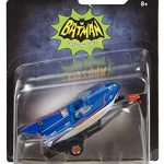Classic TV Series Batboat whit Trailer