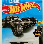 Justice League Batmobile